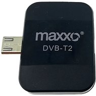 Maxxo T2 HEVC/H.265 Mobile HD TV Tuner - DVB-T2 Receiver