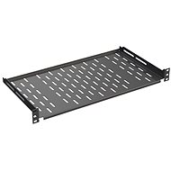 "19"" 4X SHELF 1U, CAPACITY 20kg 150mm - Shelf"