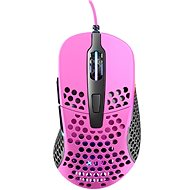 XTRFY Gaming Mouse M4 RGB Pink