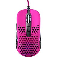 XTRFY Gaming Mouse M42 RGB, Pink - Gaming Mouse