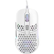 XTRFY Gaming Mouse M42 RGB White - Gaming Mouse