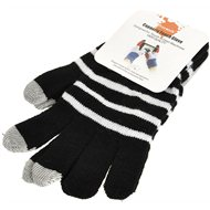 Stripe Pattern - Gloves