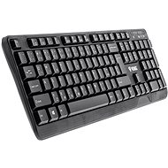 Yenkee YKB 1002CS USB Black - Keyboard