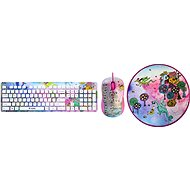 Yenkee Fantasy Set Girls - Mouse/Keyboard Set