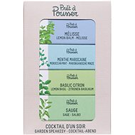 Pret a Pousser Homemade Coctail Pack - Seedling Planter