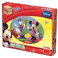 Dino Wooden puzzle Mickey Mouse