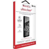 Zagg InvisibleShield Antibacterial Ultra Clear+ for Samsung Galaxy S20 Ultra - Screen Protector