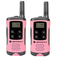 Motorola TLKR-T41 pink - Walkie-talkies