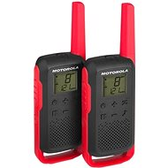 Motorola TLKR T62, Red - Walkie-talkies