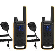 Motorola TLKR T82 Extreme, RSM Pack, yellow/black - Walkie Talkie