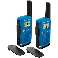 Motorola TLKR T42, blue - Walkie Talkie