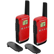 Motorola TLKR T42, red - Walkie Talkie
