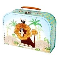 Suitcase Mole and the Lion  - Children's lunch box
