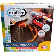 Discovery How to Make a Volcano - Creative Kit