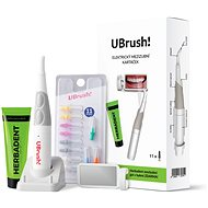 HERBADENT Ubrush! Electric Interdental Toothbrush with accessories