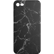 AlzaGuard - iPhone 7/8/SE 2020 - Black Marble - Mobile Case