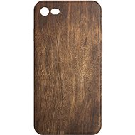 AlzaGuard - iPhone 7/8/SE 2020 - Dark Wood - Mobile Case