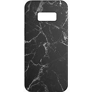 AlzaGuard - Samsung Galaxy S8 - Black Marble - Mobile Case
