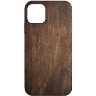 AlzaGuard - Apple iPhone 11 Pro Max - Dark Wood - Mobile Case