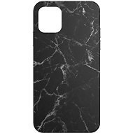 AlzaGuard - Apple iPhone 11 - Black Marble - Mobile Case