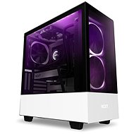 NZXT H510 Elite Matte White - PC Case