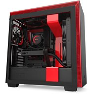 NZXT H710 black-red - PC Case
