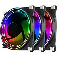 GameMax RB300 Combo (3-pack) - PC Fan