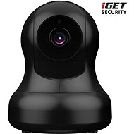 iGET SECURITY EP15 - WiFi Rotating IP FullHD Camera for iGET M4 and M5-4G Alarm - IP Camera