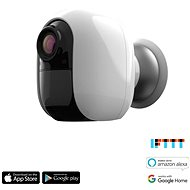 iQ-Tech Smartlife WC012, Outdoor Smart Wi-Fi IP Camera Battery, IP66
