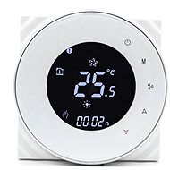 iQtech SmartLife GALW-W, WiFi Thermostat for Boilers with Potential Switching, White - Thermostat