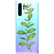 iSaprio Green Plant 01 for Huawei P30 Pro - Mobile Case