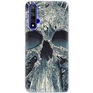 iSaprio Abstract Skull for Honor 20 - Mobile Case