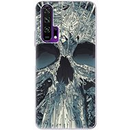iSaprio Abstract Skull for Honor 20 Pro
