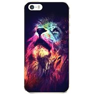 iSaprio Lion in Colors for iPhone 5/5S/SE - Mobile Case