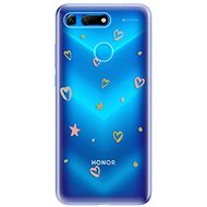 iSaprio Lovely Pattern pro Honor View 20 - Kryt na mobil