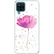 iSaprio Poppies for Samsung Galaxy A12 - Mobile Case