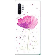 iSaprio Poppies for Samsung Galaxy Note 10+ - Mobile Case