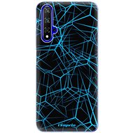 iSaprio Abstract Outlines for Honor 20 - Mobile Case