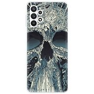 iSaprio Abstract Skull for Samsung Galaxy A32 5G - Mobile Case