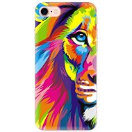 iSaprio Rainbow Lion for iPhone 7/8 - Mobile Case
