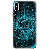 iSaprio Technics 02 for iPhone XS - Mobile Case