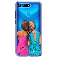 iSaprio Best Friends for Honor View 20 - Mobile Case