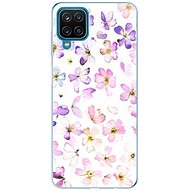 iSaprio Wildflowers for Samsung Galaxy A12 - Mobile Case