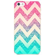 iSaprio Zig-Zag for iPhone 5/5S/SE - Mobile Case