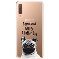 iSaprio Better Day for Samsung Galaxy A7 (2018) - Mobile Case