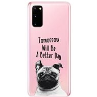 iSaprio Better Day for Samsung Galaxy S20 - Mobile Case