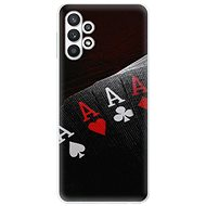 iSaprio Poker for Samsung Galaxy A32 LTE - Mobile Case