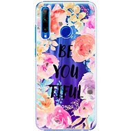 iSaprio BeYouTiful for Honor 20 Lite - Mobile Case