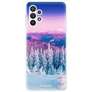 iSaprio Winter 01 for Samsung Galaxy A32 LTE - Mobile Case