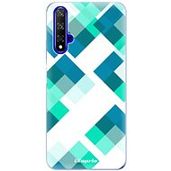 iSaprio Abstract Squares for Honor 20 - Mobile Case